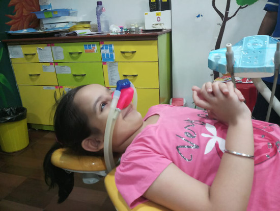 Conscious Sedation for Children's Dentistry @ TDS Clinic